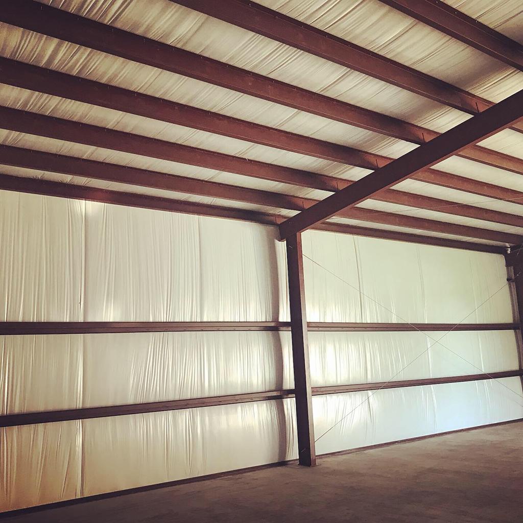 Baytown Metal Buildings With Overhang