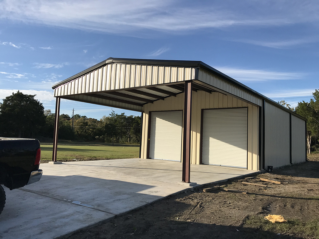 Insulated Metal Buildings