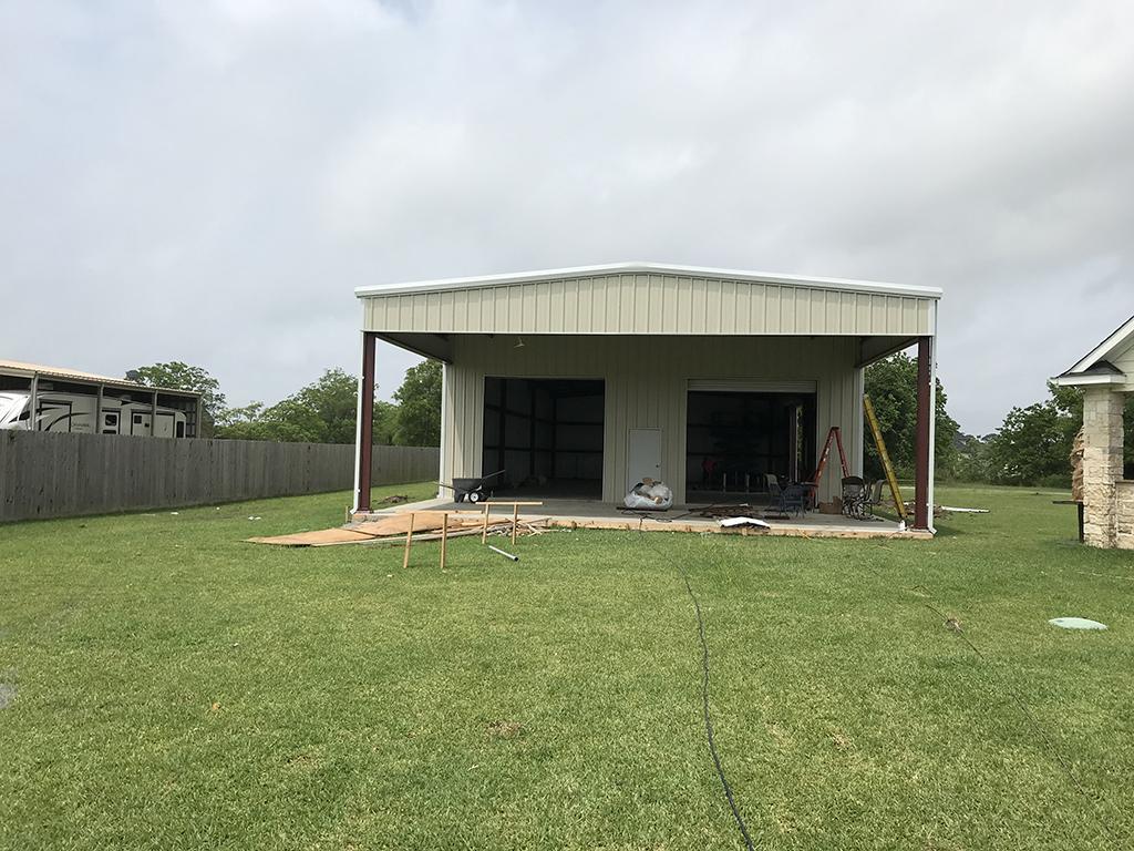 Metal Buildings Baytown TX
